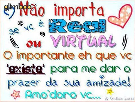 Amizade Virtual